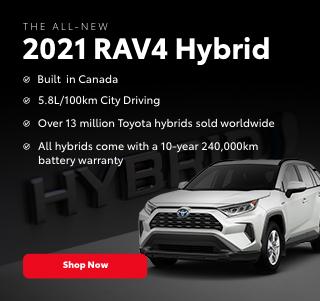 Hybrid RAV4 mobile
